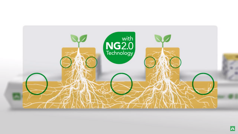 NG 2.0, next generation 2.0 technology, grodan